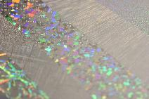 Holographic Paper Laminations