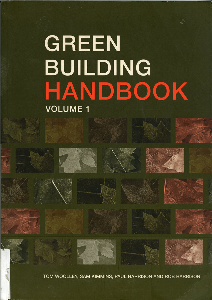 Green Building Materials: A Guide to Product Selection and Specification, 3rd Edition
